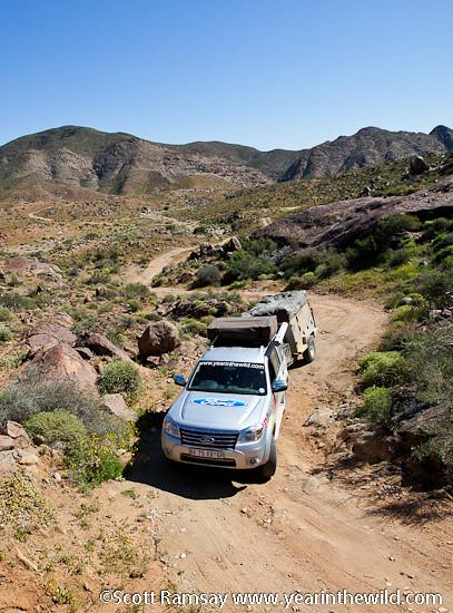 Richtersveld National Park - South Africa