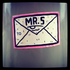 MR. SWITCH (billy craven) Tags: chicago graffiti sticker mrs handstyles slaptag mrswitch uploaded:by=instagram