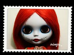 """Sally """"Nightmare before BlythXmas"""" (*Audreysan*) Tags: sally"""