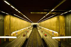 Belgique - Bruxelles - STIB - Station Georges Henri