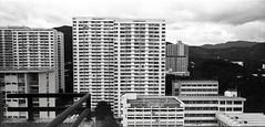 This is Hong Kong (GMilo) Tags: kodak hc110 super 612 schneider efke superangulon selfdevelop