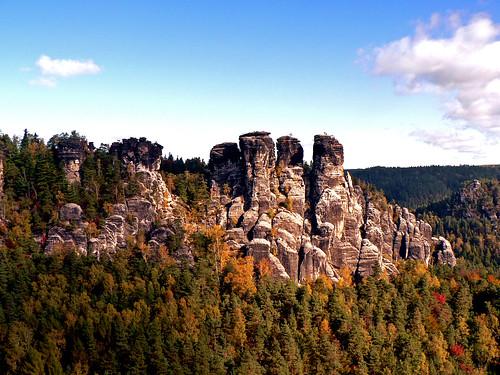 Allemagne: l'est