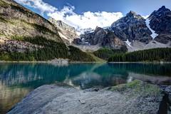 IMG_4235_6_7_fused (A.Connah) Tags: canada alberta hdr banffnationalpark morainelake