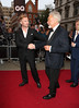Ronan Keating and Tom Jones at The GQ Men of the Year Awards 2012