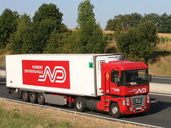 ND 21 (Mulligan2001) Tags: truck renault magnum norbertdentressangle