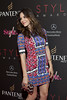 Katharine McPhee 2012 Style Awards held during Mercedes-Benz Fashion Week at The Stage at Lincoln Center - Inside Arrivals New York City, USA