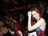 Karen Elson Marc Jacobs at Mercedes-Benz New York Fashion Week Spring/Summer 2013