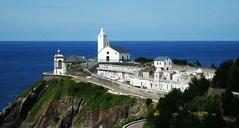 Luarca (Asturias) (-Fernando- d[^_^]b) Tags: mar pueblo iglesia asturias paisaje luarca asturies cantbrico asturiano fernandiscolp top50asturias flpfototag