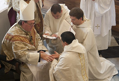 Anointing of Hands