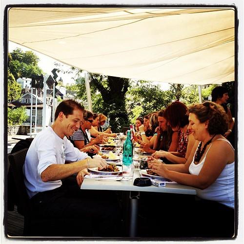 Alors, quelle note allons-nous attrubuer au restaurant ? #formation #sitesdavis #tourisme20