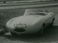 Jaguar E Type E1A Prototype - 01 (Rally Pix) Tags: prototype e type jaguar e1a