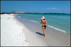 Sardegna 2012 - La Cinta beach (Gottry) Tags: sardegna sea panorama beach landscape nikon mediterraneo mare wide tokina cinta rinaldi spiaggia emanuele santeodoro lacinta d90 1116 gottry wwwerphotoseu