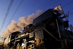 endo_9 (MasatoEndo) Tags: japan train photo photographer rail railway works express  steamlocomotive   steamloco