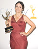 Julia Louis-Dreyfus 64th Annual Primetime Emmy Awards, held at Nokia Theatre L.A. Live - Press Room Los Angeles, California