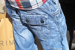 IMG_0622 (pauls898) Tags: ass butt jeans denim backsides jeanpockets rearassshot