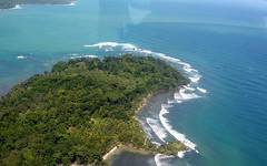 careneros-aerial-view-surf-bocas-del-toro-panama (tierra verde2012) Tags: travel vacation art tourism beach landscape surf photos panama bocasdeltoro eco