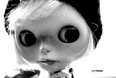 #04: Matilda em P&B