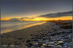 Wairau Bar Sunrise, Marlborough, New Zealand (Blenheimer) Tags: sea newzealand sun beach sunrise reflections coast pebbles coastal rivers views stunning southisland coastline sands rise marlborough tranquil hdr sounds new zealand river beautiful scenery marlborough sounds wairau hdrmarlborough gahamlodge