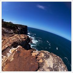 DSC00870 (zzzoz) Tags: cliff seascape landscape coast nationalpark australia nsw centralcoast bouddi