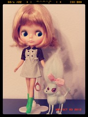 Little miss Mod dolly