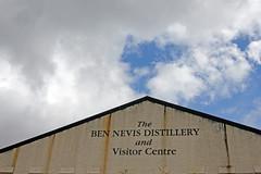 Ben Nevis Distillery (mightymightymatze) Tags: greatbritain summer vacation scotland highlands holidays sommer urlaub whisky scotch distillery ferien 2012 singlemalt schottland grossbritannien destillerie bennevisdistillery