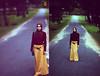 ilham (alif  mim  ya  nun) Tags: female digital 50mm diptych flickr femme portraiture f18 dungun tanjungjara