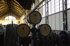Gauges & golden light (PimGMX) Tags: heritage abandoned industrial dial meter gauge mijn ruhrgebiet watt volt zeche colliery voltmeter roergebied ampere ruhrpott industriekultur bergwerk zollern zechezollern industrieelerfgoed kolenmijn amperemeter