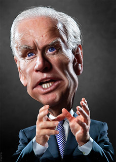 Joe Biden - Caricature