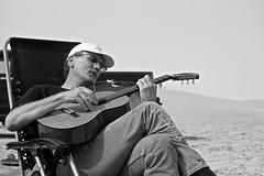 Eric's Dad (Kyre Wood) Tags: new sea scott al orleans dad gulf desert stones empty hey joe tuesday quarter 12 arabian weaver inland soundtrack geezer houseofblues qatar bloke erics sizzlin khor udeid