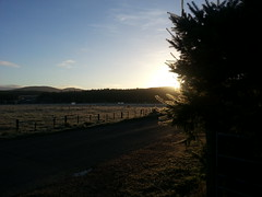 Frosty morning in Inverarnie (duncan_ireland) Tags: morning hall community frost inverness farr strathnairn inverarnie farrcommunityhall