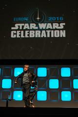 Mark Hamill - Star Wars Celebration London 2016 (CC Chapman) Tags: starwars starwarscelebration swcepics swce markhamill lukeskywalker