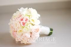 buchet mireasa issamariage (IssaEvents) Tags: buchet mireasa superb culori pale roz si ivory bucuresti valcea slatina issamariage issaevents