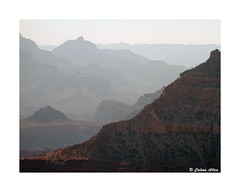 Morning at The Grand Canyon (Daiku_San) Tags: film ishootfilm colorfilm 120 645 landscape grandcanyon nationalpark grandcanyonnationalpark arizona nps zenzabronicaetrsi zenzanonmc1504 kodakektar100 epsonv500