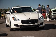 QP (Hunter J. G. Frim Photography) Tags: supercar colorado carsandcoffee maserati quattroporte italian v6 turbo white sedan 4door maseratiquattroporte
