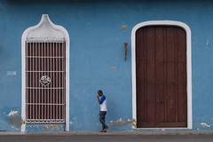 Dimension | Explore | (manuelchopard) Tags: cuba sancti spiritus street color travel colonial architecture blue sony70200f4g sonya7