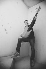 Pera Krstajic Tomisic MarkOne Promo Shots-6 (cvele001) Tags: belgrade beograd berley pera krstajic bass tomisic guitars muzika music concrete fuji m