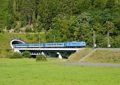 151.027 | IC 503 Pendolino (Jakub Hlvka) Tags: vlaky train eleznice railway zuge trainspotting 151 d pendolino bann