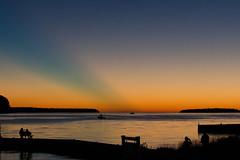 Sunset, Ephraim, Part 2 (Josh Thompson) Tags: 1855mmf3556g ephraim d7000 doorcounty sunset wisconsin lightroom5