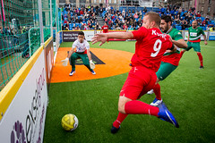 Homeless World Cup 2016 (Homeless World Cup Official) Tags: hwc2016 homelessworldcup aballcanchangetheworld thisgameisreal streetsoccer glasgow soccer bulgaria poland action scotland