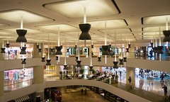 (Oz Wrigley-Pimley-McKerr) Tags: hongkong hksar china 2016 olympus epm2 shop shopping shoppingcentre mall roof ceiling