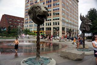 Zodiac Heads, Boston MA