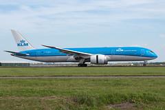 KLM / B789 / PH-BHA / EHAM (_Wouter Cooremans) Tags: eham ams amsterdam amsterdamshiphol amsterdamschiphol amsterdamschipholairport spotting spotter avgeek schiphol aviation klm b789 phbha