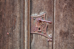 160525_151730_AB_4729 (aud.watson) Tags: europe germany saxony meissen river elbe albrechtsburg meissencathedral woodendoor door doorhandle doorlock