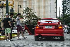 Mitsubishi Lancer Evolution VI Tommi Makinen Edition (CP9A) (Justin Young Photography) Tags: cars manila philippines legendsofthe90s mitsubishi lancerevolution evovi tommimakinen tme cp9a