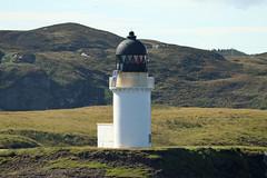 Arnish Point lighthouse Stornoway Isle of Lewis (David Russell UK) Tags: arnish point light lighthouse house navigation beacon harbour port stornoway isle island lewis scotland scottish outer hebrides outdoor maritime stevenson alan authority