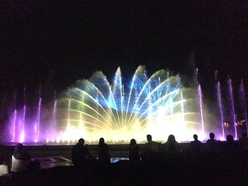 JP Musical Fountain