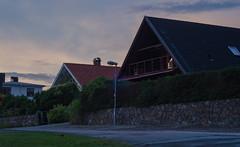 Houses in Hittarp (frankmh) Tags: house villa evening hittarp helsingborg skne sweden outdoor