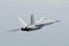 Rhino Demo (thetford569) Tags: 6kuss 168928 aircraftmilitary airshow code fa18hornet fa18fsuperhornet fighter kcnw locations nj nj156 navy operator specialpaint squadronunitbase type unitedstatesofamerica vfa122