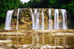 Tinuy-An Waterfall (Hendraxu) Tags: waterfall landscape water falls nature asia philippines mindanao rock tall travel travelling fuji fujifilm xseries fujinon xm1 1024mm f4 tinuy tinuyan