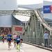 Start beim Gerolsteiner Brückenlauf
